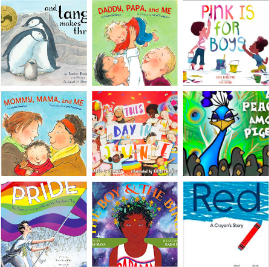 10 LGBTQ+ Children's Books to Read Your Kids This Pride Month