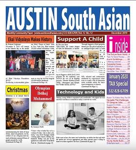 Austin South Asian – December 2019