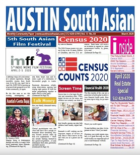 Austin South Asian – March 2020