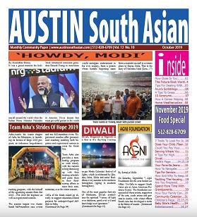 Austin South Asian – October 2019