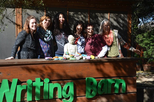 Members of Barn Community Honored by SCBWI